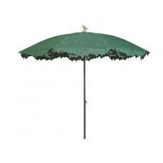 Parasol Shadylace Ø245cm Vert Sywawa Jardinchic