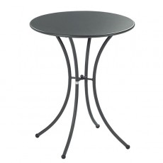 Table Pigalle Ronde Fer Ancien Emu Jardinchic