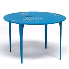 Table Ronde Pattern Emu JardinChic