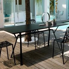 Table Rectangulaire L290cm Radice Quadra Fast JardinChic