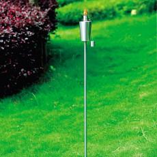Torche de Jardin à Planter TrianTorche de Jardin à Planter Triangle OutTrade Jardinchic