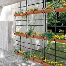 Jardinière/Mur Végétal Treille Sélection Teracrea JardinChic