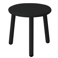 Table Basse Plateau Aluminium Yard Noir Emu JardinChic