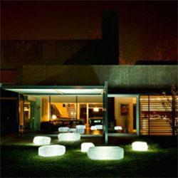 Ambiances Extérieures Ambiance Nocturne - JardinChic