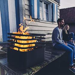 Ambiances Extérieures Tout Feu tout Flamme - JardinChic