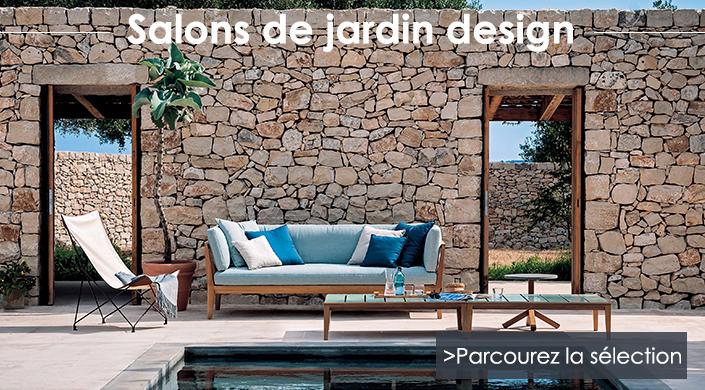 Salons de jardin design jardinchic