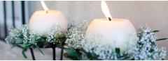Bougies d'Extérieur et Torches