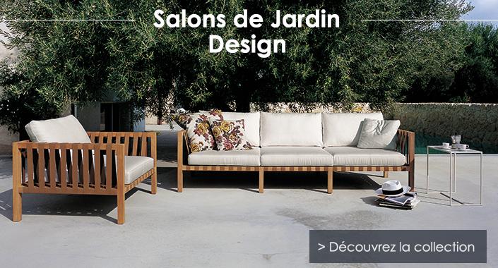 Salon de Jardin Design - JardinChic