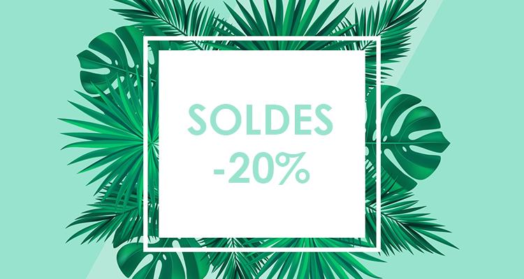 Soldes -20%