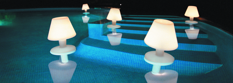 Lampes Flottantes