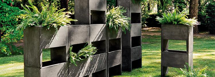 mur v g tal jardini res et treillages jardinchic. Black Bedroom Furniture Sets. Home Design Ideas