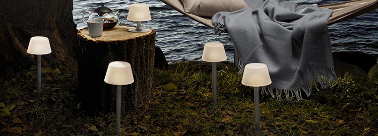 Lampes à Planter