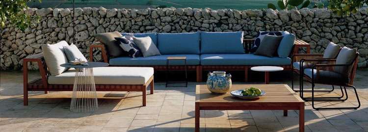 Mobilier roda jardinchic for Marque mobilier design