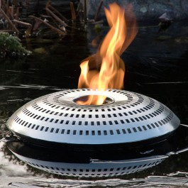 Lampe Flottante Aqua Ambiance Jona Fire JardinChic