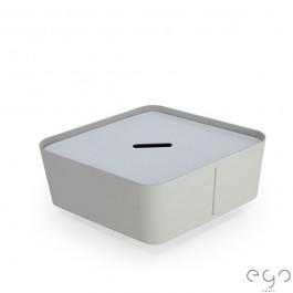 Bac Hive Medium avec couvercle aluminium vendu sur demande - Ego Paris - Jardinchic