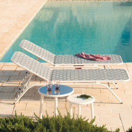 Bains De Soleil & Tables Basses Yard Emu JardinChic