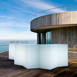 Bar Iceberg Terrasse Pedrali JardinChic