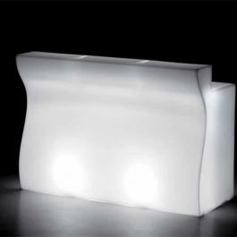 Bar Lumineux Module Angle Bartolomeo Plust Jardinchic