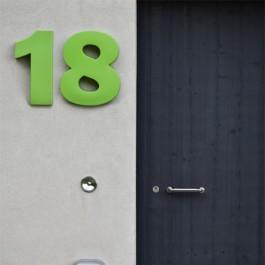 Numéro de Maison Bingo Jardinchic