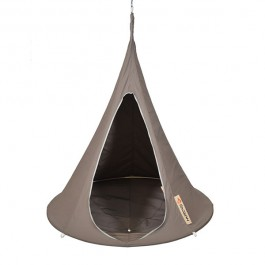 Tente Suspendue Cacoon Bebo Taupe Hang In Out JardinChic