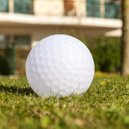 Boule Lumineuse Golfball Smart and Green