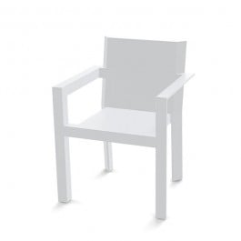 Chaise Avec Accoudoirs Frame Vondom JardinChic