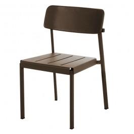 Chaise Shine Marron d'Inde Emu JardinChic