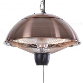 Chauffage d'Extérieur Halogène Suspendu 1500W Copper Outtrade Jardinchic