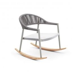 Rocking chair Clever Perle Varaschin Jardinchic