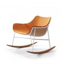 Coussin Intégral Rocking Chair Summer Set Varaschin Jardinchic