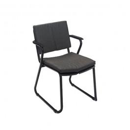Coussin d'Assise pour Fauteuil et Chaise de Repas Corail Greige