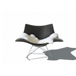 coussin pour rocking chair stingray jardinchic. Black Bedroom Furniture Sets. Home Design Ideas