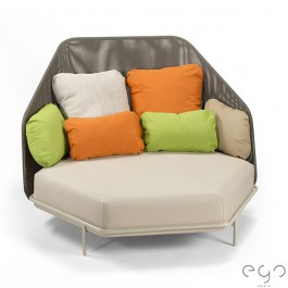 Daybed Hive Love Naturel EGO Paris JardinChic (visuel non contractuel, se fier au nuancier)