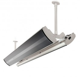 Tiges de Fixation Plafond pour Chauffage Heatstrip JardinChic