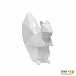 Écureuil Origami Squirrel Paper Format L Pottery Pots Jardinchic