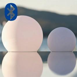 Boule Lumineuse Globe Bluetooth® Ambiance Smart and Green JardinChic