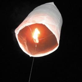 Lanterne Volante Dessous Luminaria JardinChic