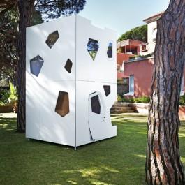 Cabane Kyoto Maxi SmartPlayhouse Vue d'ensembleJardinChic
