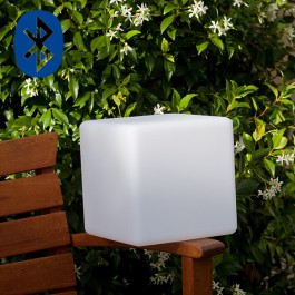 Lampe Dice Bluetooth® Smart And Green Jardinchic