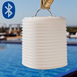 Lampe Lantern Bluetooth® Smart And Green Jardinchic