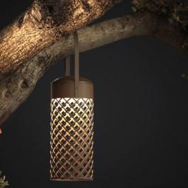 Lampe Manta Tree Browntech Inverlight Jardinchic