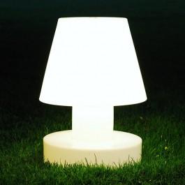 Lampe Portable avec Câble H40cm Blanc