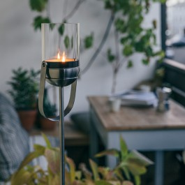 Lanterne Gravity Candle à Planter Hofats Jardinchic