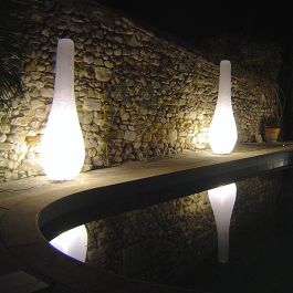 Lampes Lumin'air Blanc Paradedesign Jardinchic