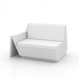 Canapé Modulable Rest - Module Droit Blanc Vondom Jardinchic