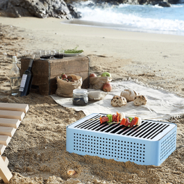 Barbecue Nomade Mon Oncle RS Barcelona Jardinchic