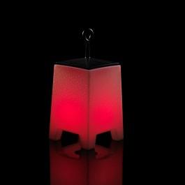 Lampe à Poser Mora LED RGB Rouge Vondom Jardinchic