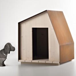 Niche Dog House N°1 avec Sculpture Emilio (vendue séparément) De Castelli Jardinchic