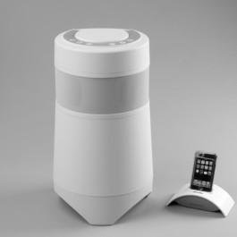 Hifi extérieure Outcast Junior Made for iPhone® Soundcast Détouré JardinChic