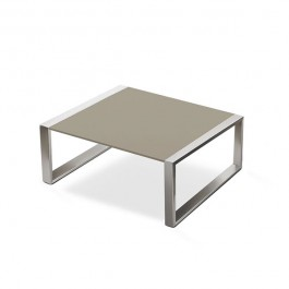 Table Basse Cima Mesita Verre Cendre Lounge Fuera Dentro Jardinchic